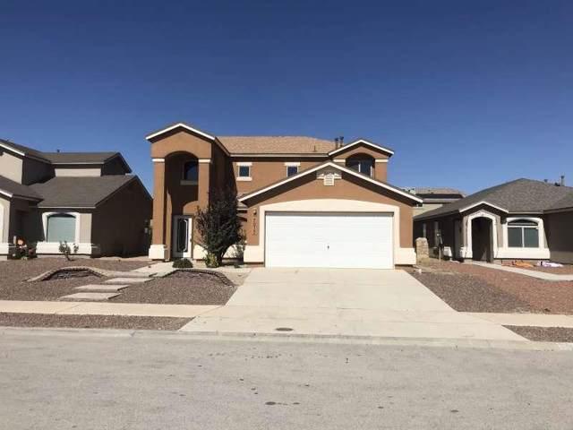 7017 Spruce Wood Court, El Paso, TX 79934 (MLS #819569) :: Preferred Closing Specialists