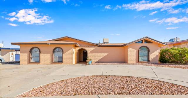 10756 Limas Drive, El Paso, TX 79935 (MLS #819582) :: Preferred Closing Specialists