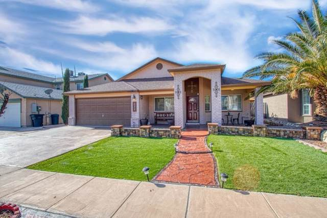 629 Paseo Mision Street, Horizon City, TX 79928 (MLS #819587) :: Preferred Closing Specialists
