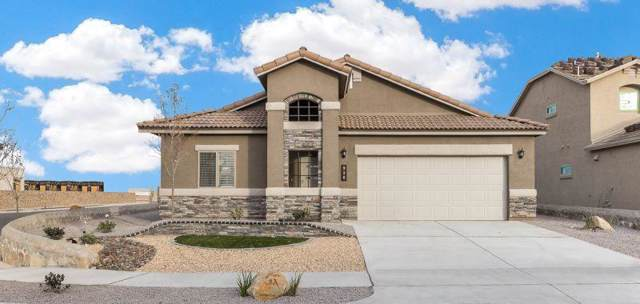 2037 Blue Valley Avenue, Socorro, TX 79927 (MLS #819593) :: Preferred Closing Specialists