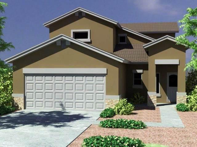 2064 Blue Valley Avenue, Socorro, TX 79927 (MLS #819602) :: Preferred Closing Specialists