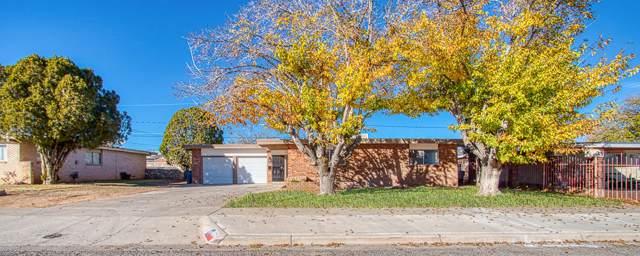 5209 Kodiak Avenue, El Paso, TX 79924 (MLS #819623) :: Preferred Closing Specialists