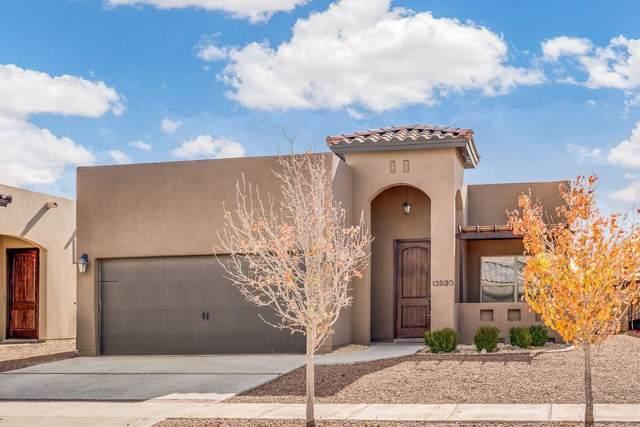 13530 Hazlewood Street, El Paso, TX 79928 (MLS #819627) :: Preferred Closing Specialists