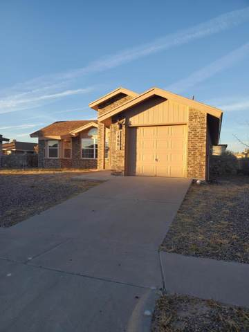 14601 Fressia Place, El Paso, TX 79928 (MLS #819642) :: Preferred Closing Specialists