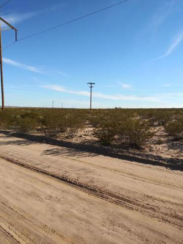 000 County Road A-074 Road, Chaparral, NM 88081 (MLS #819652) :: The Matt Rice Group