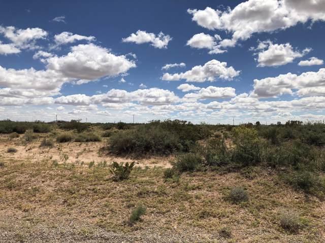14600 Sam Hawken Road, El Paso, TX 79938 (MLS #819682) :: Preferred Closing Specialists