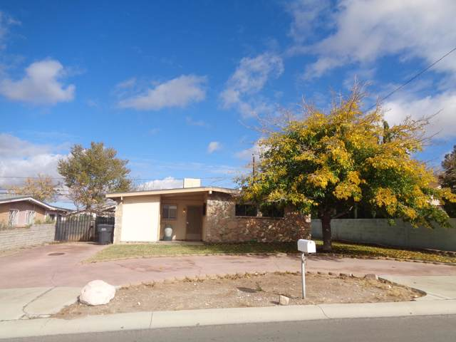 1209 Tiffany Road, Canutillo, TX 79835 (MLS #819704) :: Preferred Closing Specialists