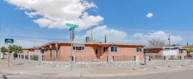 5201 Chateau Avenue, El Paso, TX 79924 (MLS #819708) :: Preferred Closing Specialists