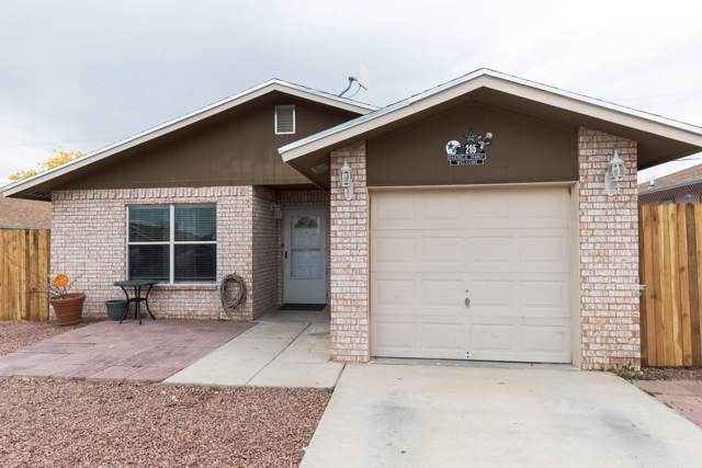 295 Sunset Hills Drive, El Paso, TX 79928 (MLS #819709) :: Preferred Closing Specialists