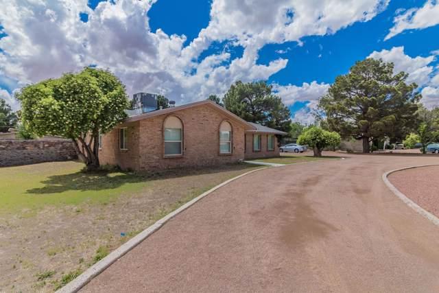 4817 Caseta Road, El Paso, TX 79922 (MLS #819716) :: Preferred Closing Specialists