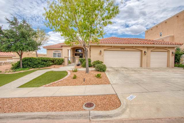 6309 Franklin Desert, El Paso, TX 79912 (MLS #819723) :: Preferred Closing Specialists