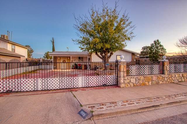 806 Amiens Lane, El Paso, TX 79907 (MLS #819725) :: Preferred Closing Specialists