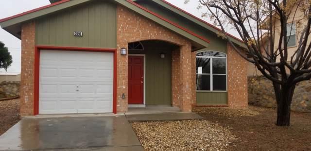 3693 La Cuesta Drive, El Paso, TX 79936 (MLS #819738) :: The Matt Rice Group