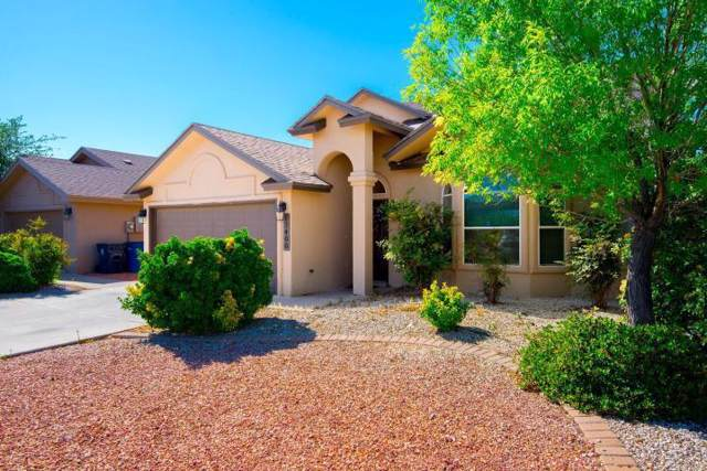 12400 Tierra Cebada Drive, El Paso, TX 79938 (MLS #819740) :: The Matt Rice Group
