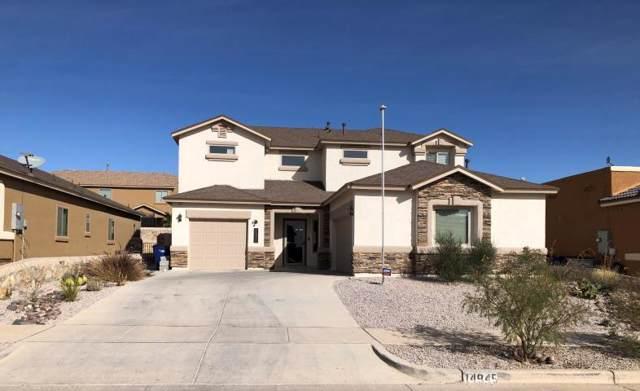 14945 Hunters Grove Avenue, El Paso, TX 79938 (MLS #819741) :: The Matt Rice Group