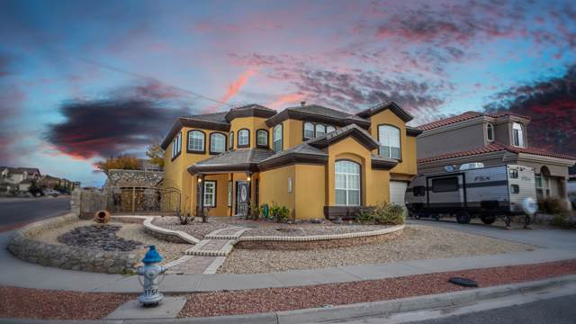 6353 Franklin Summit Drive, El Paso, TX 79912 (MLS #819773) :: Preferred Closing Specialists