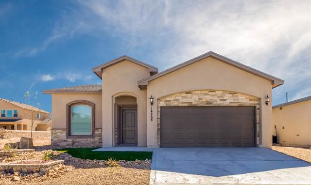 12256 Desert Snow Court, El Paso, TX 79938 (MLS #819778) :: Preferred Closing Specialists