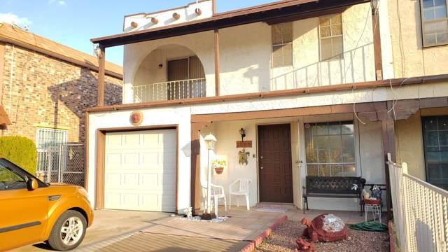 2908 Eads Place D, El Paso, TX 79935 (MLS #819799) :: Preferred Closing Specialists