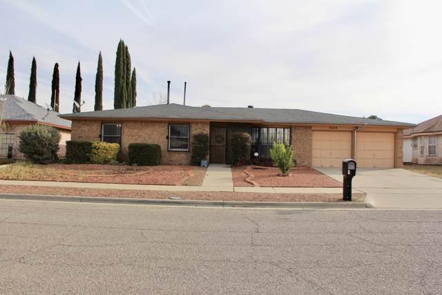 3224 Seabrook Street, El Paso, TX 79936 (MLS #819800) :: Preferred Closing Specialists