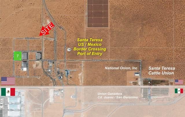 100 Avenida Buena Ventura, Santa Teresa, NM 88008 (MLS #819816) :: Jackie Stevens Real Estate Group brokered by eXp Realty