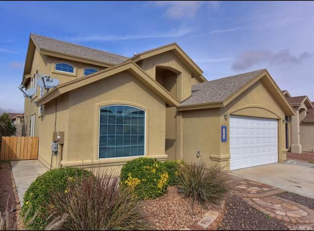5433 Santiago Roque Drive, El Paso, TX 79934 (MLS #819822) :: Preferred Closing Specialists