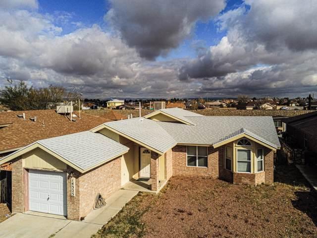 14325 Sebastian Lane, El Paso, TX 79928 (MLS #819823) :: Preferred Closing Specialists