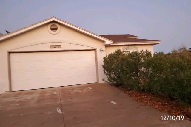 300 Jim Knowles Place, El Paso, TX 79928 (MLS #819832) :: The Purple House Real Estate Group