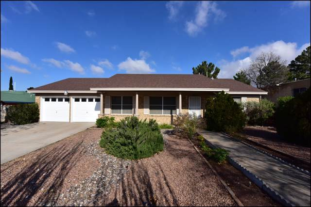 6937 Polvadera Drive, El Paso, TX 79912 (MLS #819838) :: Preferred Closing Specialists