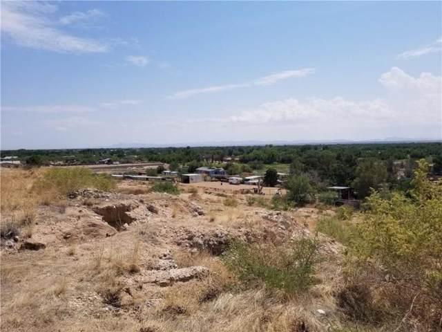 970 Quail Mesa Drive, Socorro, TX 79927 (MLS #819868) :: Preferred Closing Specialists