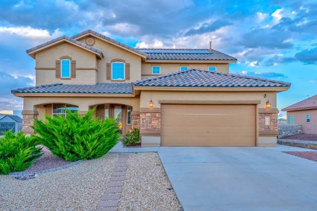 505 Valley Elm Avenue, El Paso, TX 79932 (MLS #819871) :: Preferred Closing Specialists