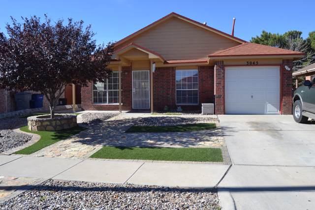 3045 Oak Crest Circle, El Paso, TX 79936 (MLS #819875) :: Preferred Closing Specialists