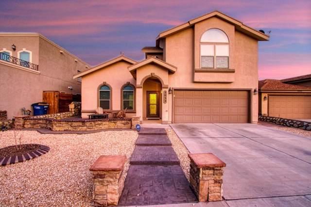 5052 Silver Cholla Drive, El Paso, TX 79934 (MLS #819884) :: Preferred Closing Specialists