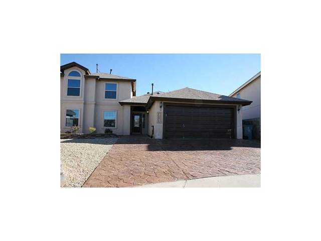 12425 Paseo Lindo Drive, El Paso, TX 79928 (MLS #819898) :: Preferred Closing Specialists