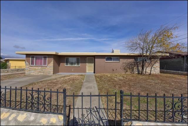 9505 Iris Drive, El Paso, TX 79924 (MLS #819899) :: Preferred Closing Specialists
