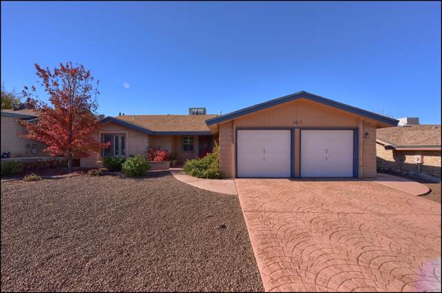 1417 Lost Pines Lane, El Paso, TX 79936 (MLS #819910) :: Preferred Closing Specialists