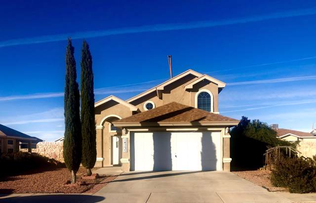 14737 Horizon View Drive, El Paso, TX 79928 (MLS #819912) :: Preferred Closing Specialists