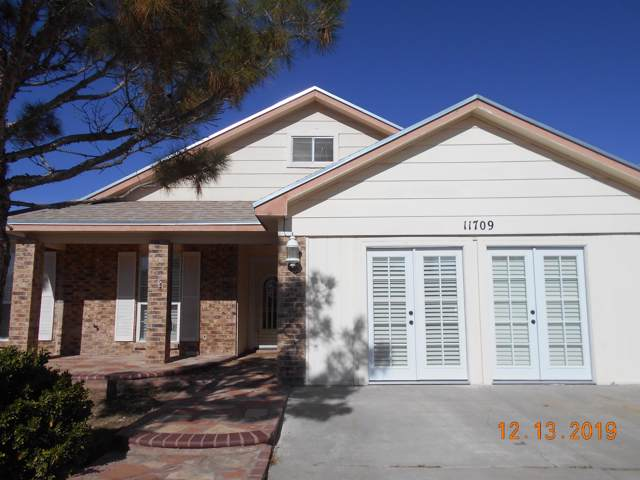 11709 Gwen Evans Lane, El Paso, TX 79936 (MLS #819914) :: Preferred Closing Specialists