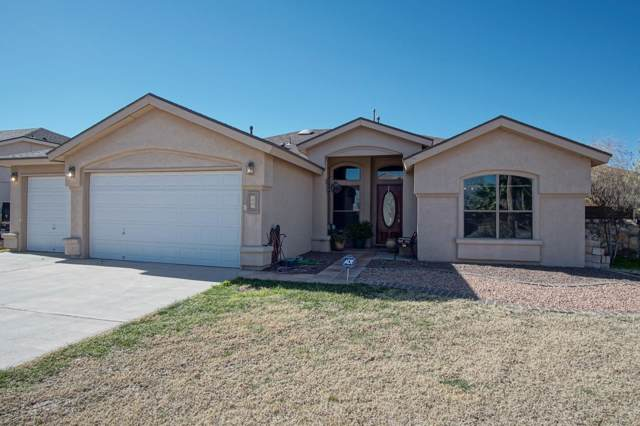 405 Escondida Place, Socorro, TX 79927 (MLS #819927) :: The Purple House Real Estate Group