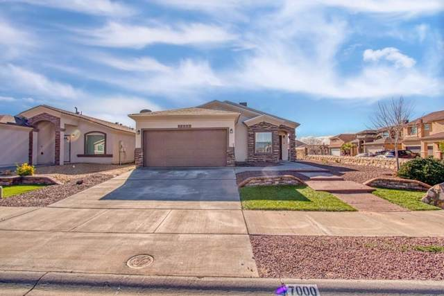 7000 Spruce Wood Court, El Paso, TX 79934 (MLS #819928) :: The Purple House Real Estate Group