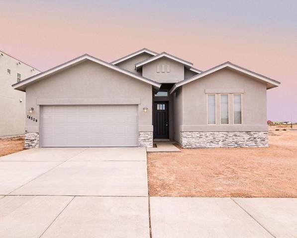 4544 Marisabel Azcarate, El Paso, TX 79936 (MLS #819939) :: The Purple House Real Estate Group