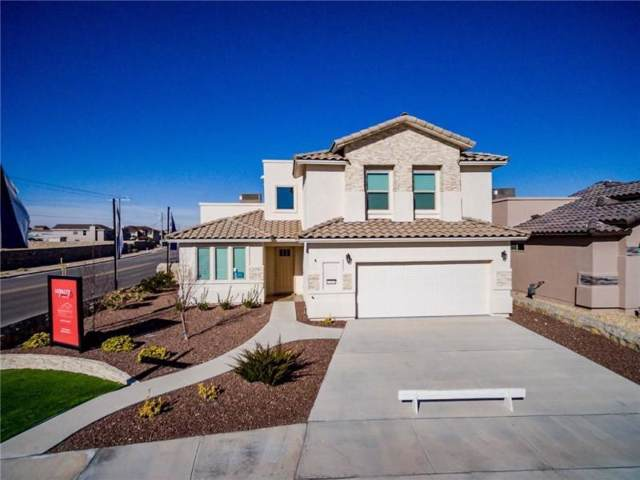 4548 Marisabel Azcarate, El Paso, TX 79936 (MLS #819940) :: The Purple House Real Estate Group