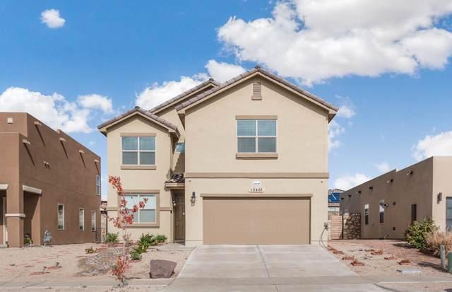 12461 Chamberlain Drive, El Paso, TX 79928 (MLS #819977) :: Preferred Closing Specialists