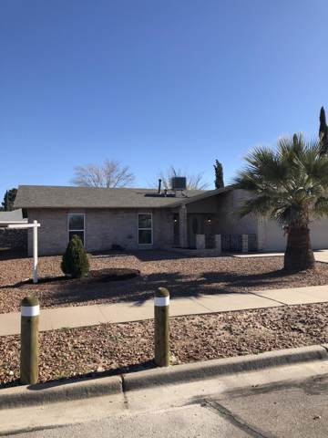 1912 Anise Drive, El Paso, TX 79935 (MLS #820043) :: Preferred Closing Specialists