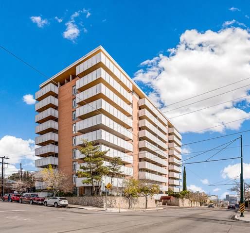 1800 N Stanton Street #306, El Paso, TX 79902 (MLS #820062) :: Preferred Closing Specialists