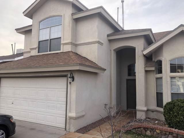 6139 Twilight View Way, El Paso, TX 79932 (MLS #820076) :: Preferred Closing Specialists