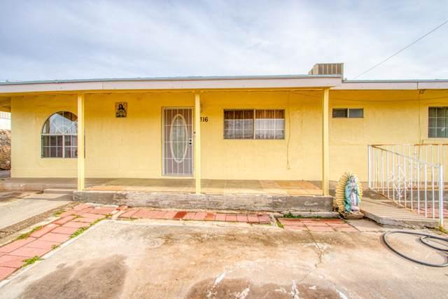316 Pecos Street, El Paso, TX 79905 (MLS #820088) :: Preferred Closing Specialists