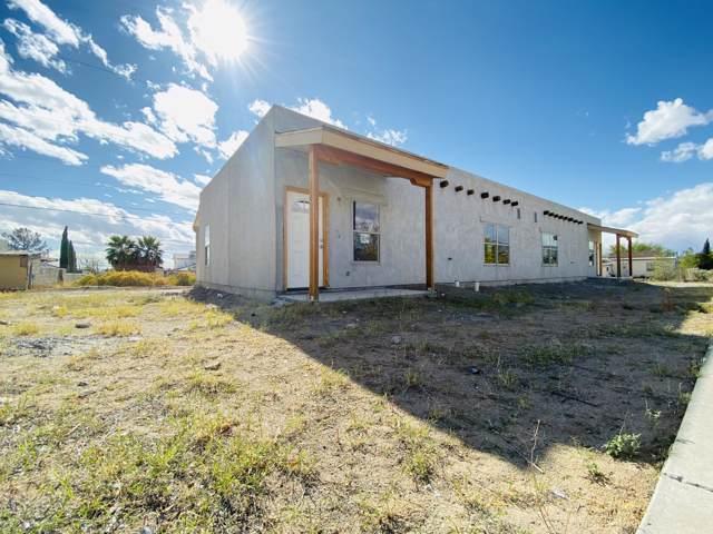 5820 Tamburo Court A & B, El Paso, TX 79905 (MLS #820101) :: Mario Ayala Real Estate Group