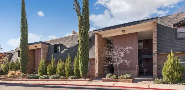 4800 Stanton Street N #47, El Paso, TX 79902 (MLS #820122) :: Preferred Closing Specialists