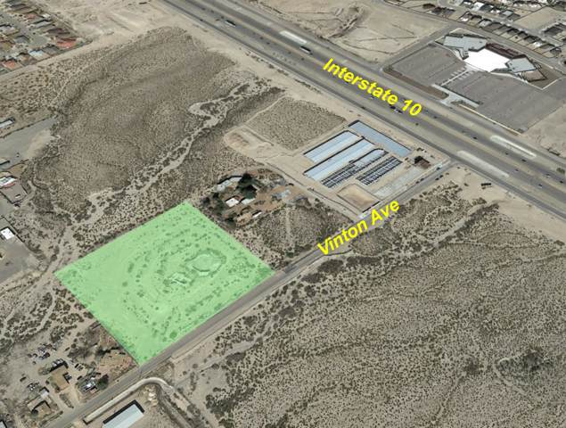 1029 Vinton Avenue, Canutillo, TX 79835 (MLS #820147) :: Preferred Closing Specialists