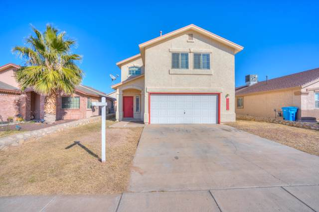 10265 Valle De Oro Drive, Socorro, TX 79927 (MLS #820169) :: The Purple House Real Estate Group